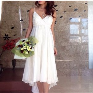 COMING SOON! Vintage Chiffon Wedding Dress
